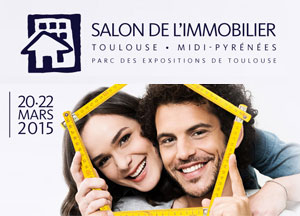 Salon de l immobilier de toulouse 2015 parc des for Salon de l immobilier marseille